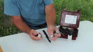 LORAY Sharpener instruction video
