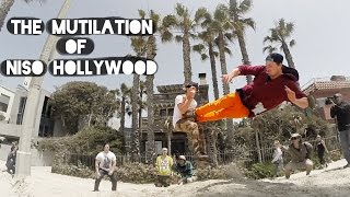 Stunt Video | The Mutilation of Niso Hollywood