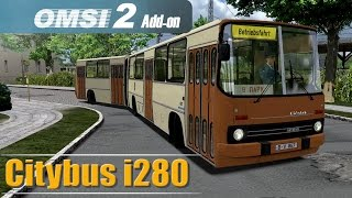 OMSI 2 Citybus IKARUS 280.02 | Falkensee nach dem Mauerfall ☆ Let's Play OMSI 2