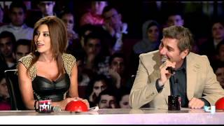 Arabs Got Talent - S2 - Ep1 - عمار الخضيري