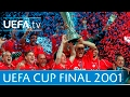 Download Video 2001 UEFA Cup final highlights - Liverpool-Alaves 3GP MP4 FLV