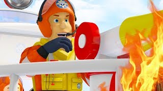 Fireman Sam New Episodes   Norman's big fossil Adventure - Sam's Best Saves 🔥 Cartoons for Children