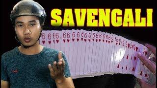 Hướng dẫn trick 52 LÁ BÀI GIỐNG NHAU (savengali) Thanh Leeto