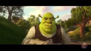 Shrek Roar Compilation (Godzilla Roar)