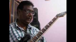 Unnai naan unnai naan ..(jay jay) on Guitar by Vijayaraj