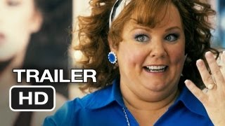 Identity Thief Official Trailer #2 (2013) - Jason Bateman, Melissa McCarthy Movie HD