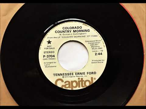 Xxx Mp4 Colorado Country Morning Tennessee Ernie Ford 1973 3gp Sex