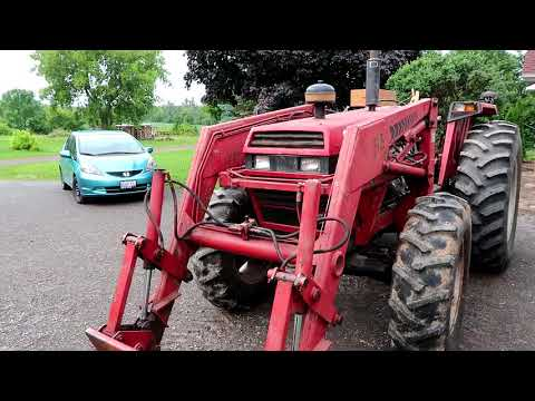 My tractor buying mistake