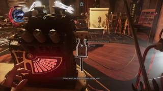 Dishonored 2 The Electroshock Machine PUZZLE guide