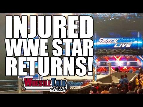 Finn Balor's WWE Return Dates Leaked? Injured WWE Star Returns At Weekend Show! | WrestleTalk News