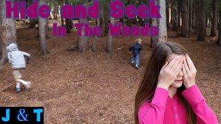 Hide and Seek In The Woods