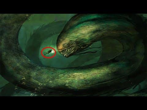 Los 5 Monstruos Marinos Más Grandes y Poderosos del Océano