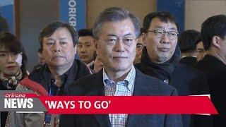 S. Korean President remains prudent on inter-Korean summit