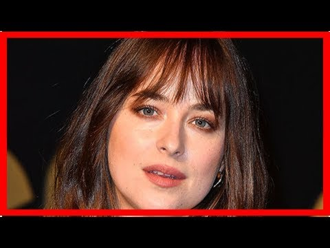 Xxx Mp4 Fifty Shades Of Nude Dakota Johnson Channels The New Naked In Risqué Display 3gp Sex