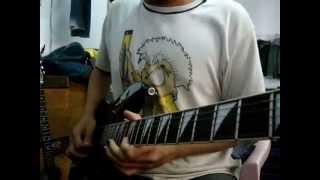 Telepunk(Big Bag) - Guitar Cover