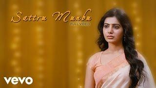 Neethaane En Ponvasantham - Sattru Munbu Video | Jiiva, Samantha