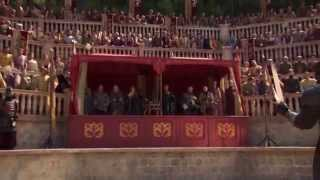 Game of Thrones S4  The Red Viper vs The Mountain