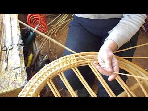 Всё о плетении из лозы видео