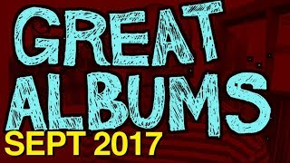 GREAT ALBUMS: September 2017