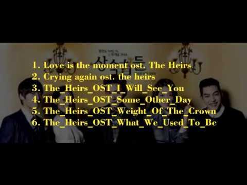 Kumpulan Lagu Korea Ost The Heirs Enak Di Dengar 2015