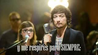 Zoe- Soñé Unplugged (Letra)