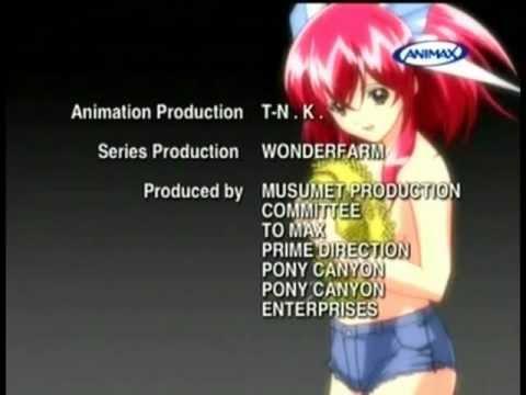 [Animax BR] MUSUMET encerramento