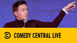 Stephen Bailey Comes Out to His Parents | Comedy Central Live