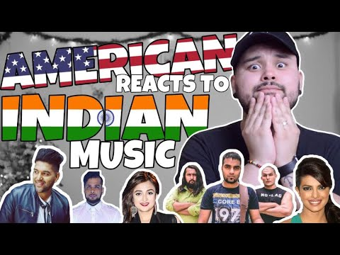 American REACTS Indian Music