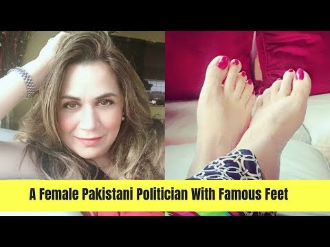 Xxx Mp4 A Female Pakistani Politician With Famous Feet Desi TV 3gp Sex