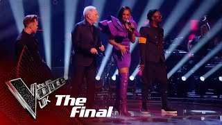 The Coaches Perform 'Come Together': The Final | The Voice UK 2018