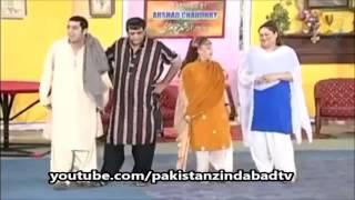 Zafri Khan Best Punjabi Stage Drama 2015 Comedy
