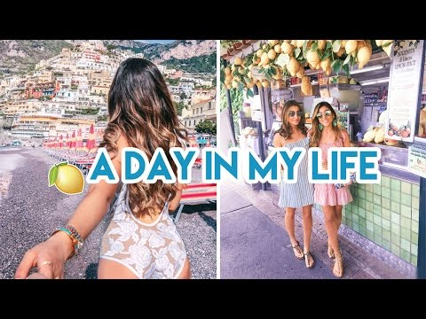 WHAT WE DID IN CAPRI! | Amelia Liana Travel Vlog
