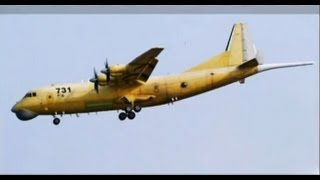 China's P-3C anti-submarine aircarft, Gaoxin-6