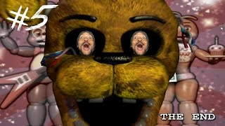PROUDEST GAMING MOMENT | Five Nights At Freddy's 2 - Nights 4&5 ENDING
