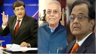 The Newshour Debate: Who saved, who sunk Economy? - Full Debate (31st March 2014)