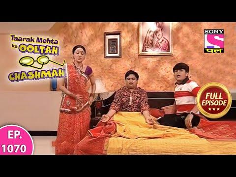 Xxx Mp4 Taarak Mehta Ka Ooltah Chashmah Full Episode 1070 16th April 2018 3gp Sex