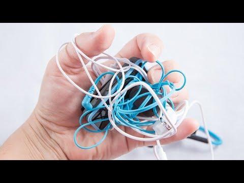 How To Untangle Headphones