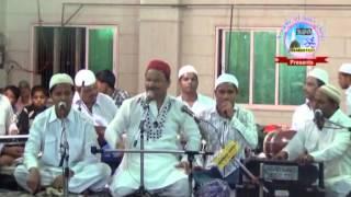 Azim Naza Qawwali || Tera Dar Ho Mera Sar Ho Mujhe Kya Chahiye || 2015