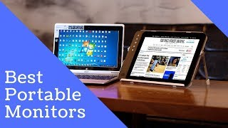 Best portable monitors to buy in 2018