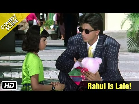 Xxx Mp4 Rahul Is Late Comedy Scene Kuch Kuch Hota Hai Shahrukh Khan Sana Saeed 3gp Sex