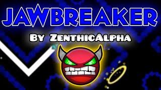 NINE CIRCLES AZUL! Geometry Dash [1.9] (Demon) - Jawbreaker by ZenthicAlpha
