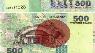 Hii ndio Sababu za kuwekwa kwa Picha ya Nyoka kwenye Pesa