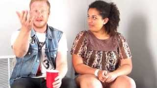 Interview with Jared from The Maine- Warped Tour 2014