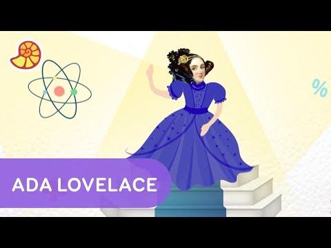 Xxx Mp4 Ada Lovelace World S First Computer Programmer One Stop Science Shop 3gp Sex
