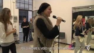 Simona Ventura WEB TV: il backstage di X Factor