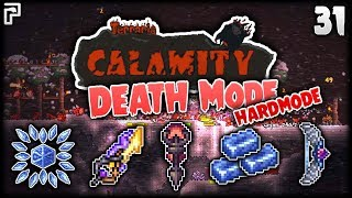Time To MELT Cryogen & Reap Rewards!   Terraria Calamity Mod Death Mode Let's Play [Episode 31]