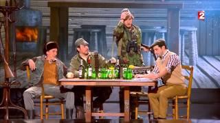 Alexandre Astier, Elie Semoun, Florent Peyre : Les chasseurs - Les inconnus, c