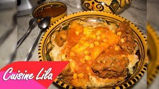 شخشوخة الفرماس الجزائرية Cuisine Lila