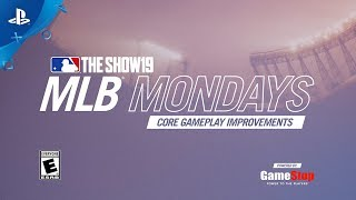 MLB The Show 19 - Gamestop Monday: Core Gameplay   PS4
