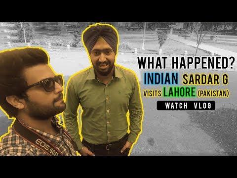 Xxx Mp4 39 When Indian Sardar G Visits Lahore 39 VLOG 1 3gp Sex